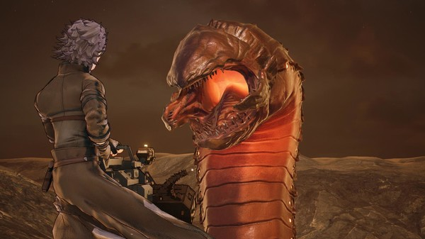 Sword Art Online: Fatal Bullet Screenshot