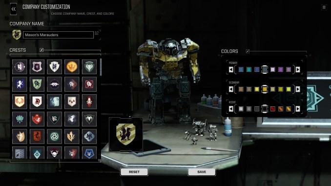 BattleTech screenshot 2