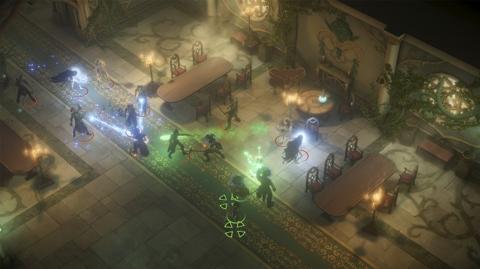 Pathfinder: Kingmaker Screenshot 2