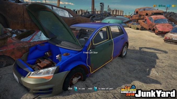 Car Mechanic Simulator 2018 Screenshot 1