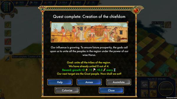 Egypt: Old Kingdom Screenshot