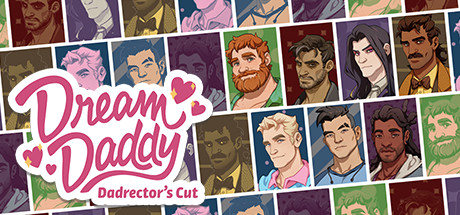 Dream Daddy visual novel games for nintendo switch