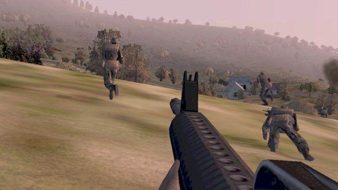 Arma Cold War Assault screenshot 1