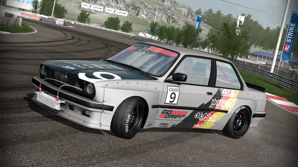FURIDASHI: Drift Cyber Sport Screenshot
