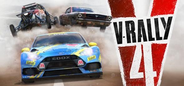 Save 75% on V-Rally 4 on Steam
