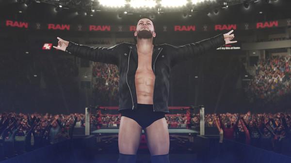 WWE 2K18 Screenshot