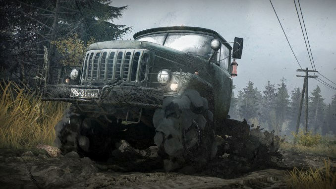 MudRunner Screenshot 1
