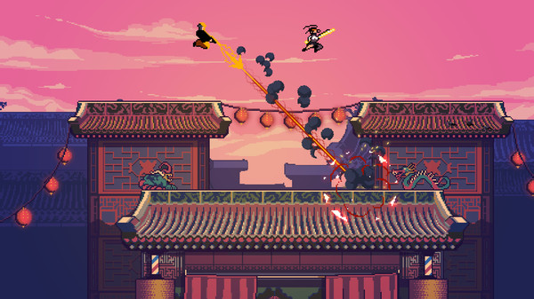 Roof Rage Screenshot