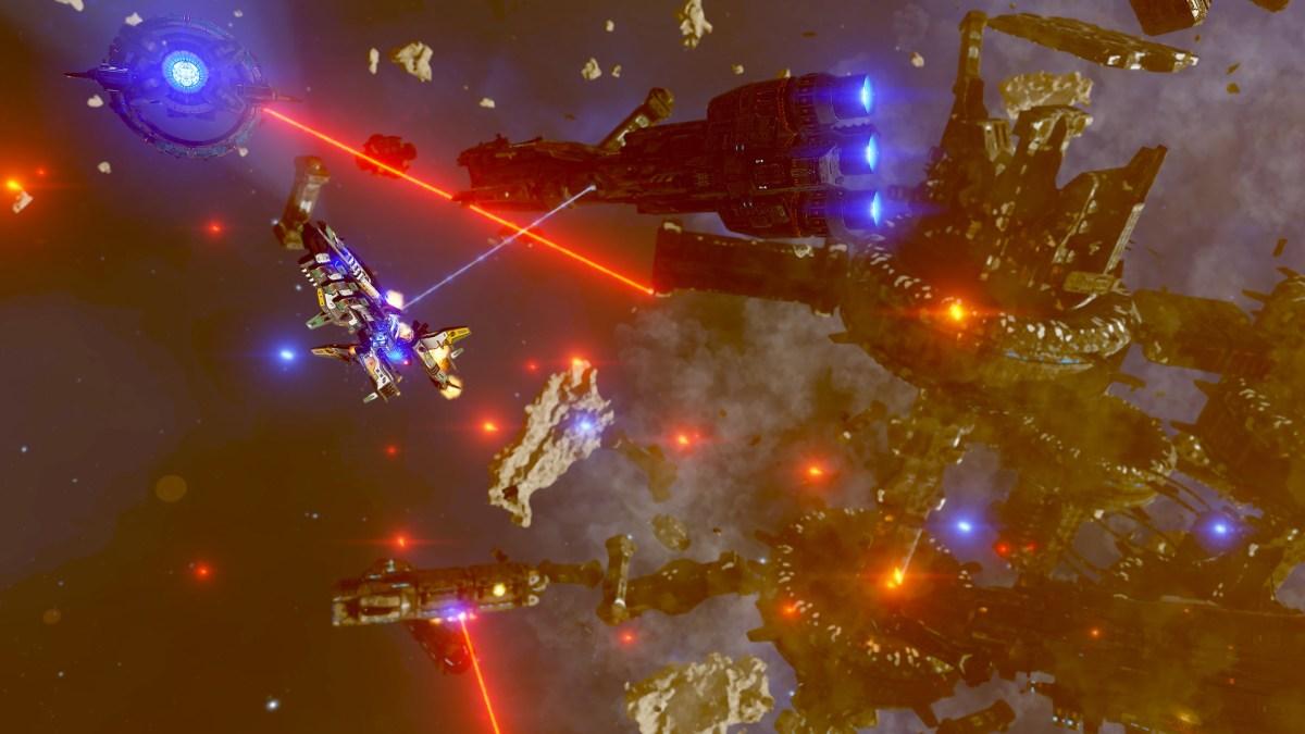 сражение кораблей
