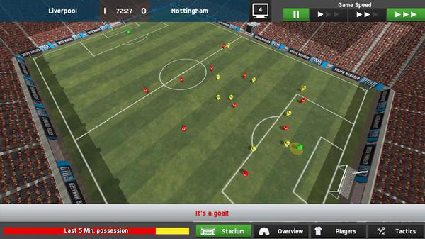 download soccer manager 2018