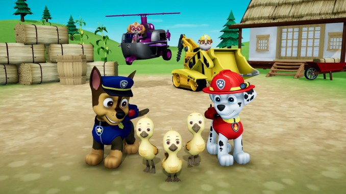 Paw Patrol: On A Roll! Screenshot 3