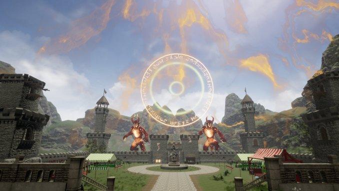 Wand Wars VR screenshot 2