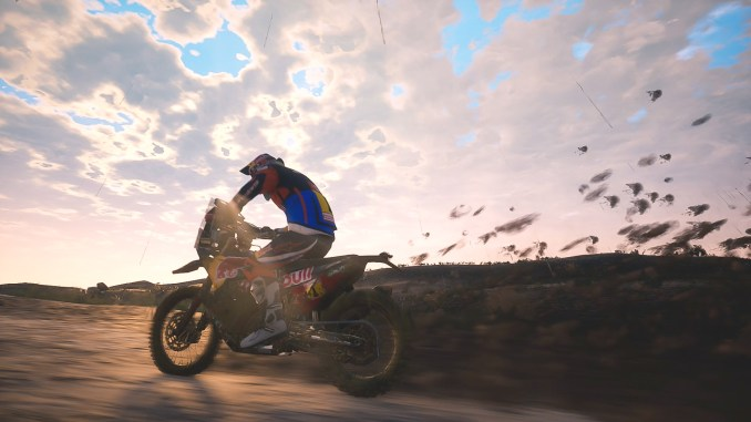Dakar 18 Screenshot 1