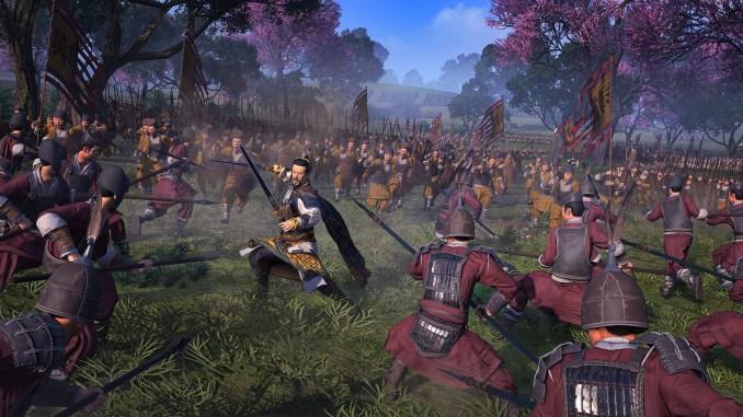 Total War Three Kingdoms v1.1.0 Trainer