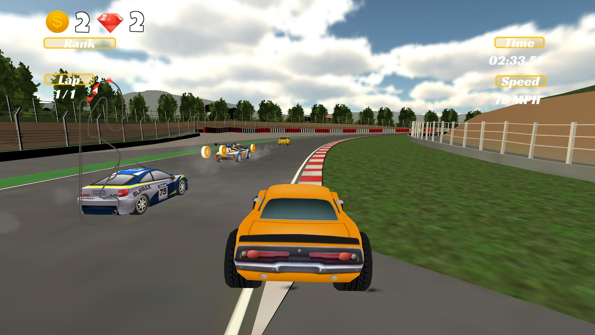 Super Kids Racing On Steam
