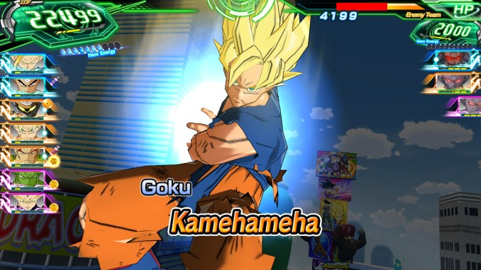 Super Dragon Ball Heroes: World Mission Screenshot 2