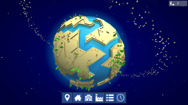 Poly Universe Screenshot