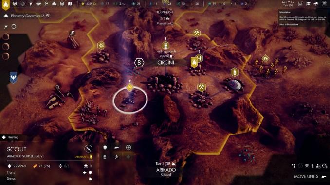 Pax Nova Screenshot 2