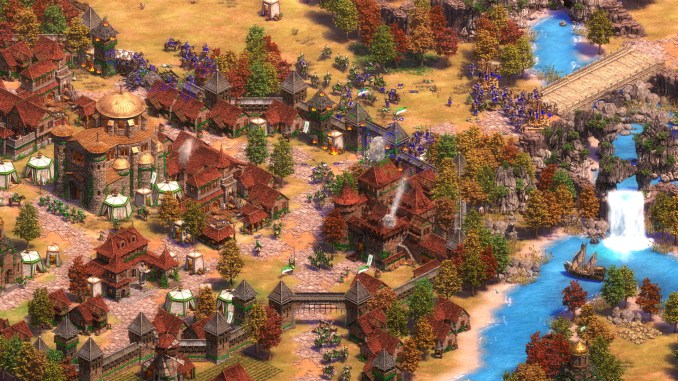Age of Empires II: Definitive Edition Screenshot 1