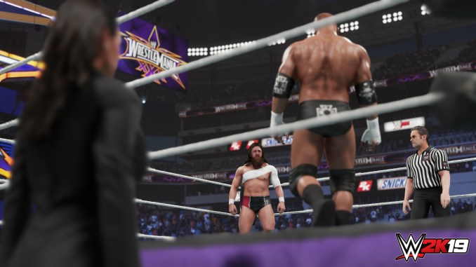 WWE 2K19 Screenshot 1