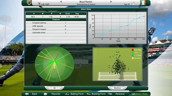 Cricket Captain 2018 Screenshot