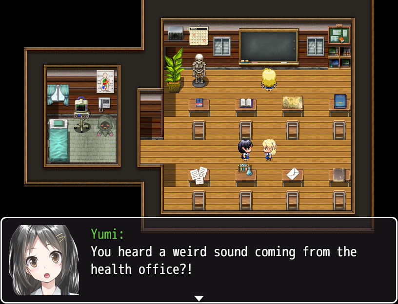 Rpg Maker Mv Heroine Character Pack 1 On Steam