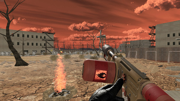 Masked Forces 3 Screenshot