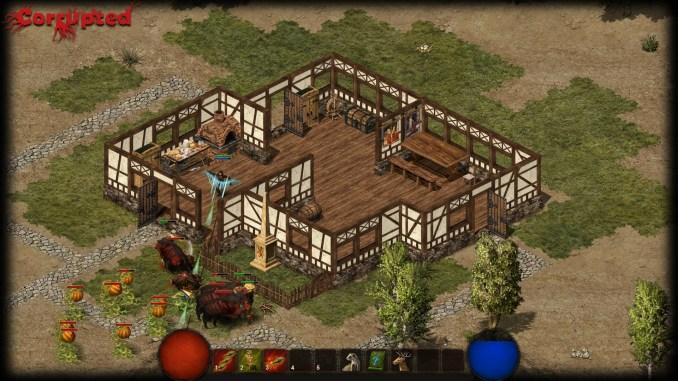 Corrupted Screenshot 2