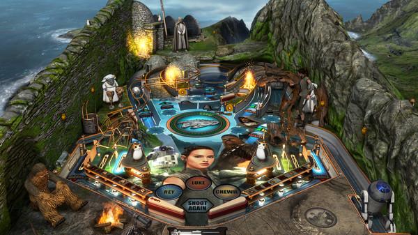 Pinball FX3 - Star Wars™ Pinball: The Last Jedi™