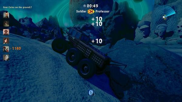 The Great Race Screenshot