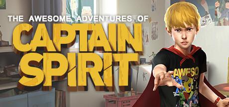 Resultado de imagem para The Awesome Adventure of Captain Spirit