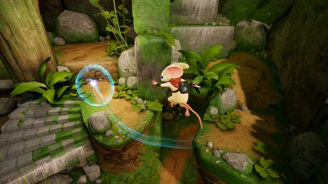 Moss screenshot 3