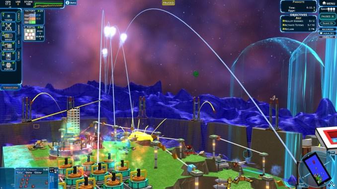 Creeper World 4 screenshot 2