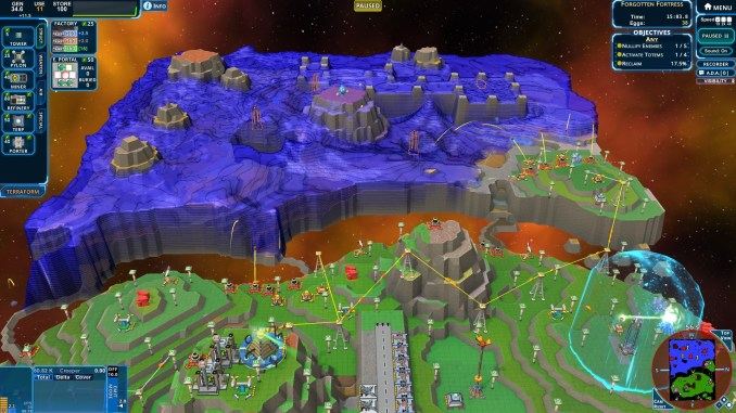 Creeper World 4 screenshot 3