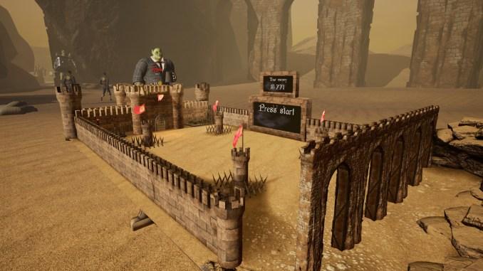 Defendion screenshot 1