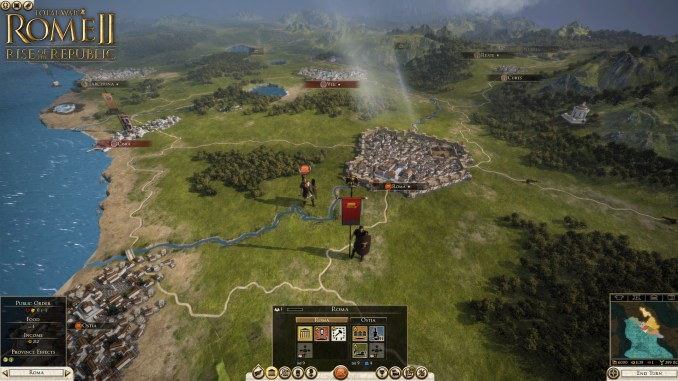 Total War: ROME II - Rise of the Republic Screenshot 1