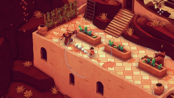 El Hijo - A Wild West Tale screenshot 1