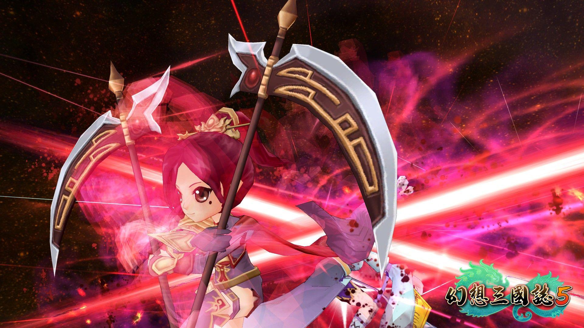 Steam で 50% オフ:幻想三國誌5/Fantasia Sango 5