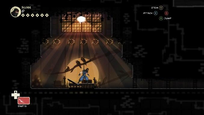 Mark of the Ninja: Remastered Screenshot 1