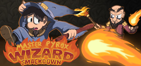 Master Pyrox Wizard Smackdown