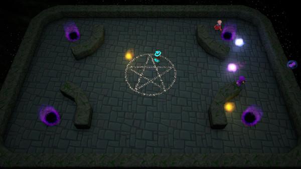 Master Pyrox Wizard Smackdown Screenshot