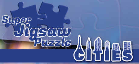 super jigsaw puzzle cities