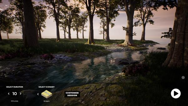 PLAYNE : The Meditation Game Screenshot