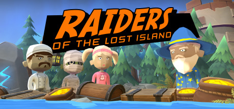 indie games august 3rd 2019 Raiders of the Lost Island