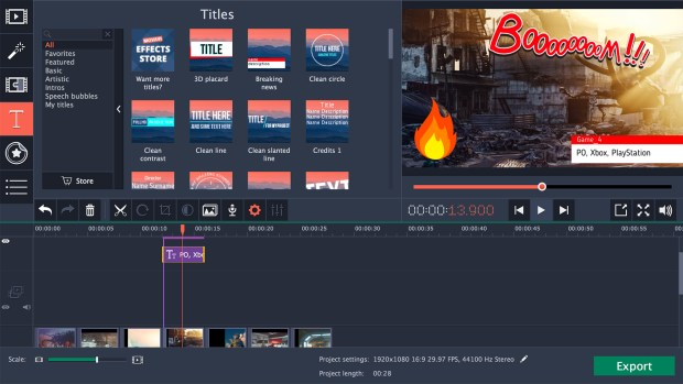 Movavi Video Editor 20.2.0 Crack With License Code