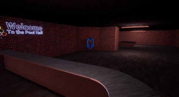 Welcome to the Pool Hall Screenshot