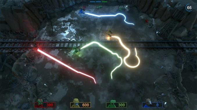 Pummel Party Screenshot 1