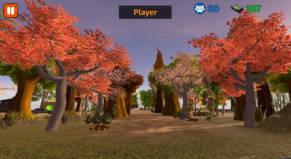 Rocket Island Screenshot