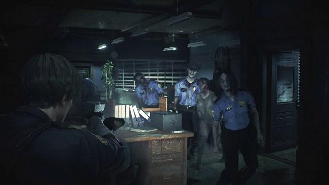 Resident Evil 2 (2019) Screenshot 3