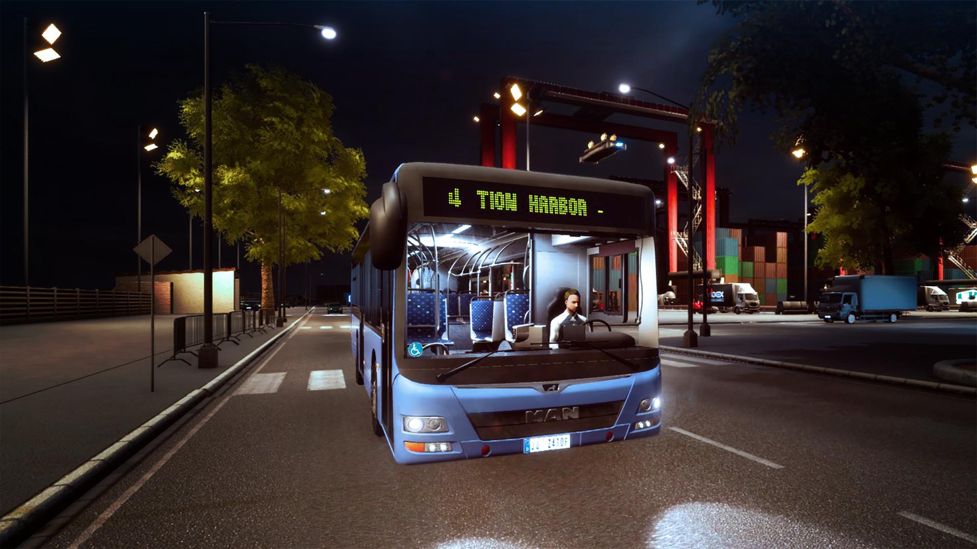 Bus Simulator 18 - Man Pack 1 Steam